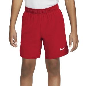 Pantaloncini e Pants Tennis Boy Nike Victory Flex Ace 6in Pantaloncini Bambino  University Red/White CI9409657