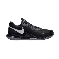 Nike Air Zoom Vapor Cage 4 Rafa HC - Black/Metallic Silver