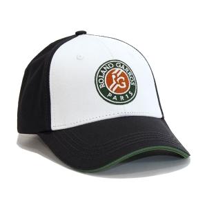 Tennis Hats and Visors Roland Garros Lifestyle Cap  Navy RGHS0221MAR
