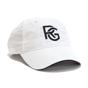 Tennis Hats and Visors Roland Garros Performance Sport Cap  White RGHS0121BLA