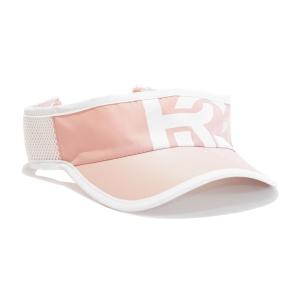 Tennis Hats and Visors Roland Garros Performance Visor  Pink RGHS0421ROS