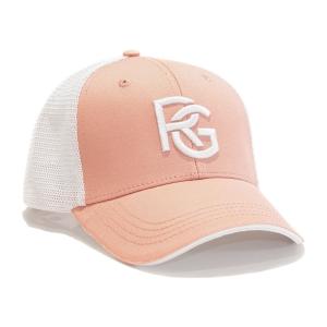 Tennis Hats and Visors Roland Garros Trucker Cap  Pink RGHS0521ROS