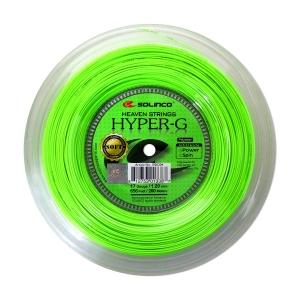 Corda Monofilamento Solinco Hyper G Soft 1.20 Matassa 200 m  Green 1920204