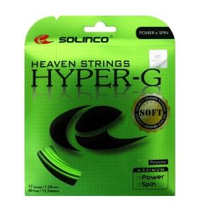 Corda Monofilamento Solinco Hyper Soft G 1.20 Set 12 m  Green 1920200