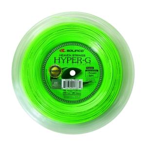 Corda Monofilamento Solinco Hyper G Soft 1.25 Matassa 200 m  Green 1920203