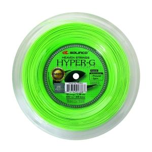Corda Monofilamento Solinco Hyper G Soft 1.30 Matassa 200 m  Green 1920202