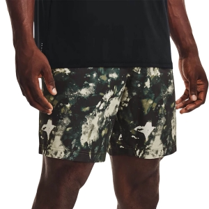 Pantalones Cortos Tenis Hombre Under Armour Adapt 8in Shorts  Marine OD Green/Pitch Gray 13614360390