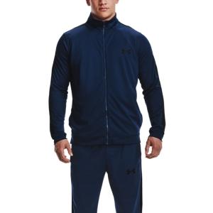 Men's Tennis Suit Under Armour Knit Bodysuit  Academy/Black 13571390408