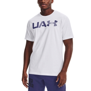 Men's Tennis Shirts Under Armour Performance TShirt  White 13616700100