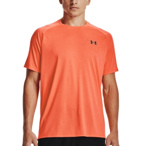 Camisetas de Tenis Hombre Under Armour Tech 2.0 Novelty Camiseta  Beta/Black 13453170628