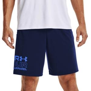 Pantaloncini Tennis Uomo Under Armour Tech Graphic 10in Pantaloncini  Academy 13615100408