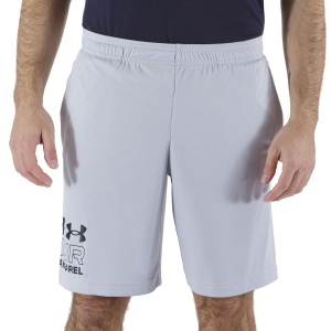 Pantalones Cortos Tenis Hombre Under Armour Tech Graphic 10in Shorts  Mod Gray 13615100011