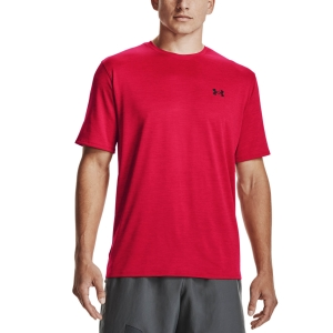Men's Tennis Shirts Under Armour Training Vent 2.0 TShirt  Red 13614260600