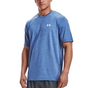 Men's Tennis Shirts Under Armour Training Vent 2.0 TShirt  River/White 13614260488