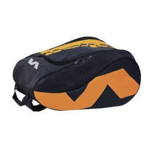 Padel Bag Varlion Summum X 2 Bag  Grey/Orange BAGSPR2002002
