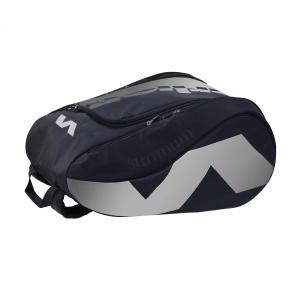 Padel Bag Varlion Summum X 2 Bag  Grey/Silver BAGSPR2002004