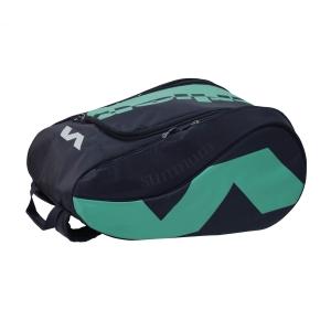 Padel Bag Varlion Summum X 2 Bag  Grey/Turquoise BAGSPR2002001