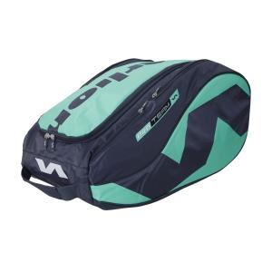 Padel Bag Varlion Summum Pro X 4 Bag  Grey/Turquoise BAGSPR2001001