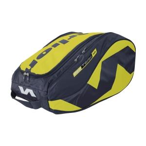 Padel Bag Varlion Summum Pro X 4 Bag  Grey/Yellow BAGSPR2001003