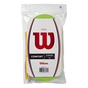 Overgrip Wilson Pro Overgrip x 30  Lime WRZ474230