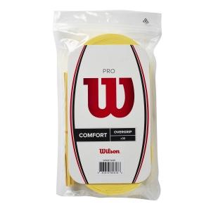 Overgrip Wilson Pro Overgrip x 30  Yellow WRZ474220