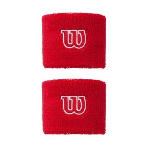 Polsini Tennis Wilson Logo Polsini Corti  Red WR5602900
