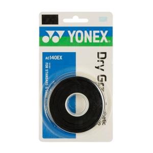 Overgrip Yonex Dry Grap x 3 Overgrip  Nero AC140EXN