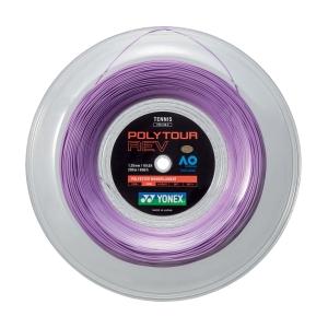 Monofilament String Yonex PolyTour Rev 1.25 Reel 200 m  Purple PTR1252PR