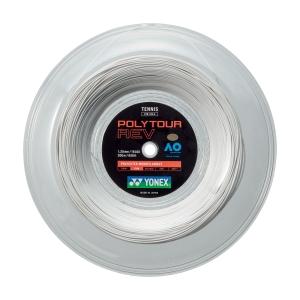 Monofilament String Yonex PolyTour Rev 1.25 Reel 200 m  White PTR1252WH