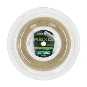Multifilament String Yonex Rexis 1.25 200 m Reel  Natural TGRX1252B