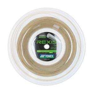 Multifilament String Yonex Rexis 1.30 200 m Reel  Natural TGRX1302B