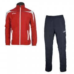 Boy - Tracksuit and Hoodie Asics Junior World Suit  Red/Navy T229Z5.2650