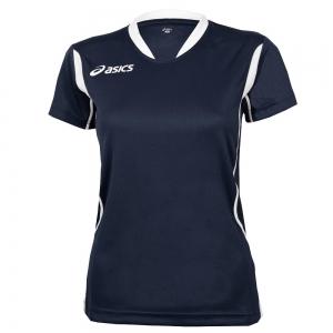 Ropa Asics Mujer Asics Sara Tshirt  Navy/White T256Z7.5001