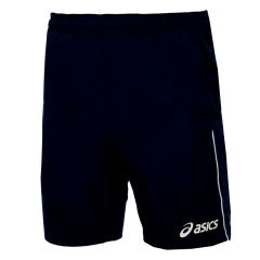 Tennis Shorts and Pants for Boys Asics Junior Gustavo Short  Black/White T260Z7.9001