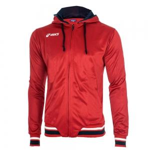 Asics Apparel Boy Asics Junior Tir Jacket  Red/Navy T760Z5.2650