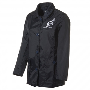 Tennis Women's Jackets Australian Internazionali BNL Italia Jacket  Black 96629200
