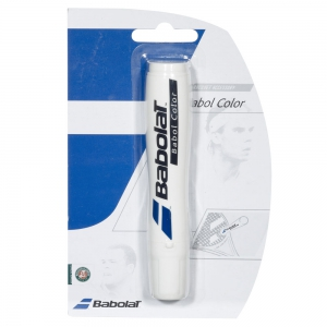 Rackets Accessories Babolat Babol Logo Ink  White 710010101
