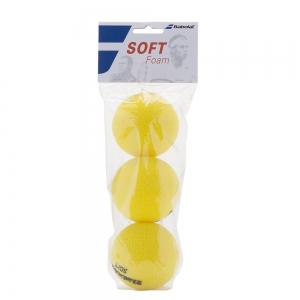 Pelotas Tenis Babolat Babolat Soft Foam Pack x 3 501058