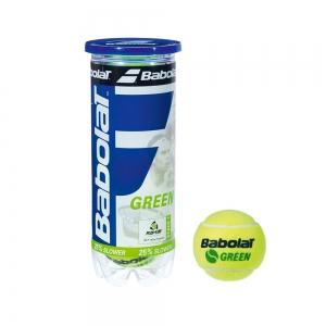 Babolat Tennis Balls Babolat Green  3 Ball Can 501066