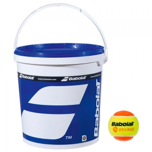 Babolat Tennis Balls Babolat Orange  36 Ball Bucket 513003
