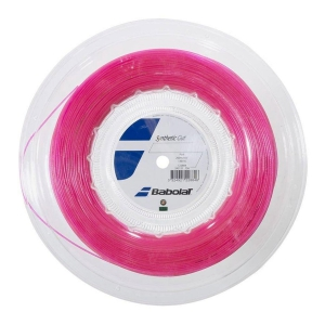 *FREE STRING* Babolat Synthetic Gut 1.30 Pink 243121156130/INC