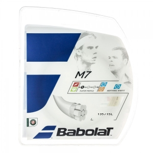 Multifilament String Babolat M7 1.35 Set 12 m  Natural 241131128135