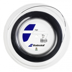 Polyester String Babolat Origin 1.25 200 m Reel  Black 243126105125