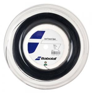 Corde Multifilamento Babolat Xcel French Open 1.30 Matassa 200 m  Black 243110105130