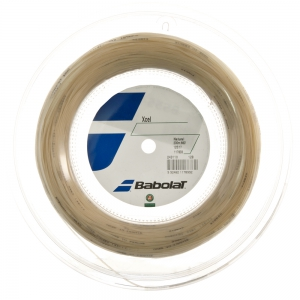 Multifilament String Babolat Xcel 1.25 200 m Reel  Natural 243110128125