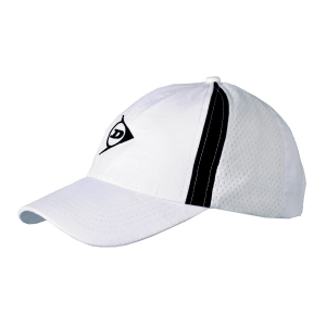 Cappelli e Visiere Tennis Dunlop Performance Cappello  White/Black 306685