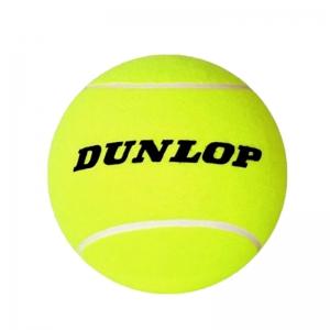 "Various Accessories Dunlop Jumbo 9"" Ball  Yellow 305881"