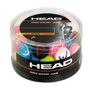 Vibration Dampener Head Pro Damp Box 70 pezzi  Multicolor 285525