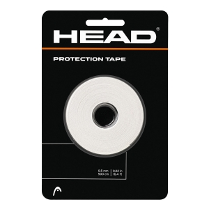 Rackets Accessories Head Protection Tape 5 m  White 285018 WH