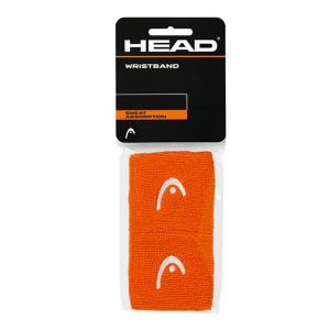 Tennis Head and Wristbands Head 2.5in Wristband  Orange 285075 OR